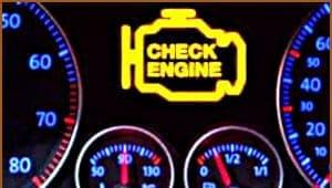 Check Engine - КОД НЕИСПРАВНОСТИ